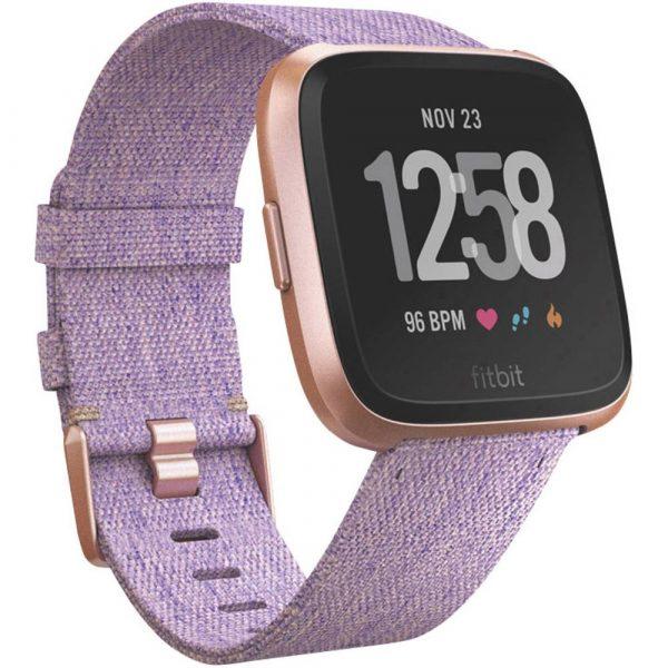 FitBit Versa Special Edition Smartwatch S/L Lavendel
