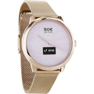 X-WATCH Soe XW Pure Smartwatch Rose gold